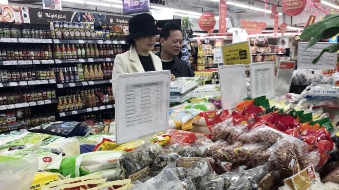 Hà Nội đảm bảo đủ nguồn hàng hóa phục vụ nhân dân