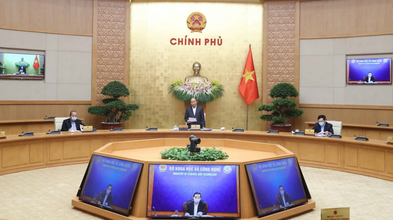 Thủ tướng Nguyễn Xuân Phúc: Không phải ngăn cấm giao thông, chưa phải phong tỏa xã hội