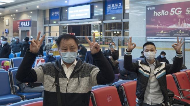 Thành phố Vũ Hán vẫn cảnh giác cao trước nguy cơ tái bùng phát dịch COVID-19