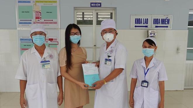 Thêm 1 bệnh nhân mắc COVID-19 khỏi bệnh, Việt Nam có 145 ca khỏi