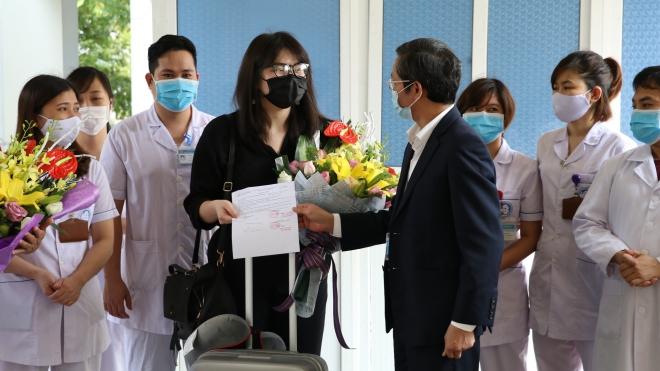 Dịch COVID-19: Ngày 17/4 dự kiến có thêm 14 bệnh nhân được công bố khỏi bệnh