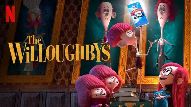 Netflix tăng tốc cuộc chiến hoạt hình với 'The Willoughbys'