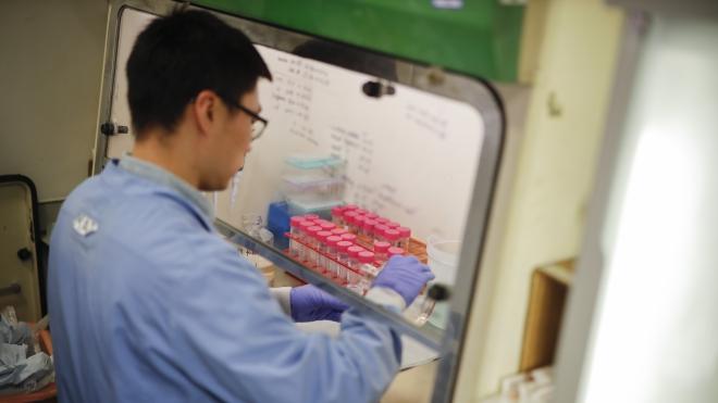 Anh bắt đầu thử nghiệm vaccine phòng COVID-19 do Đại học Oxford bào chế trên người