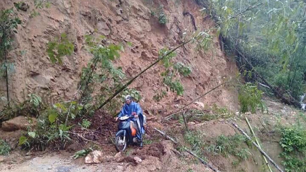 Lần đầu xuất hiện động đất có độ lớn 3,6 tại Quảng Bình