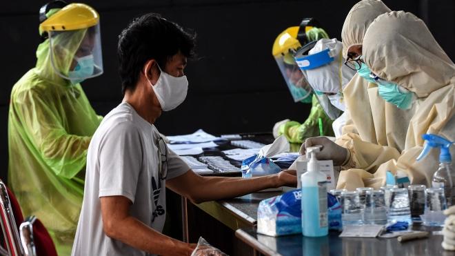 Indonesia: Số ca mắc COVID-19 vượt quá 10.000 người