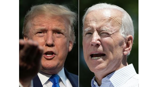 Tổng thống Trump và ứng cử viên Joe Biden bám đuổi quyết liệt trong cuộc chạy đua vào Nhà Trắng