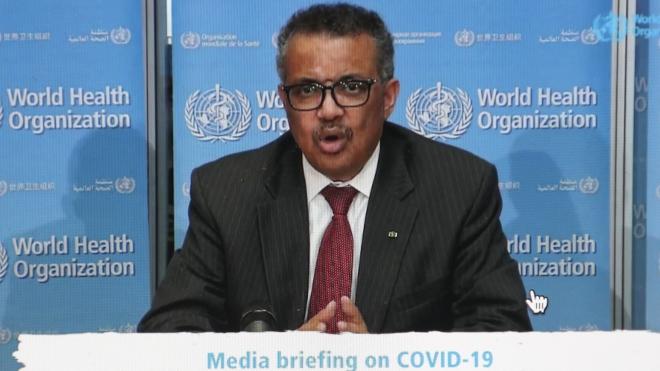 Dịch COVID-19: WHO cảnh báo nguy cơ thế giới trở lại phong tỏa
