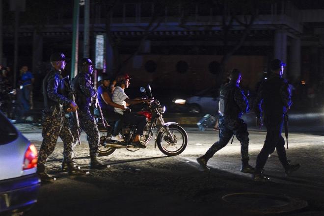 Mỹ Venezuela Những nấc thang chiến tranh. Mỹ Venezuela âm mưu đảo chính, lính đánh thuê khủng bố