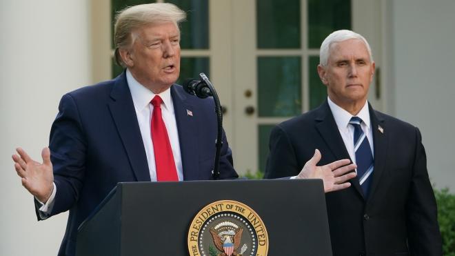 Tổng thống Mỹ bác nguy cơ lây lan COVID-19 trong Nhà Trắng