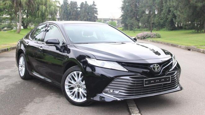 Toyota Việt Nam triệu hồi nhiều dòng xe từ 1/6