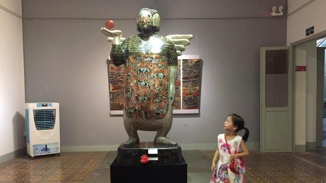 'Triển lãm tranh sơn mài truyền thống 2020': Sơn mài - vẫn cần sự đột phá