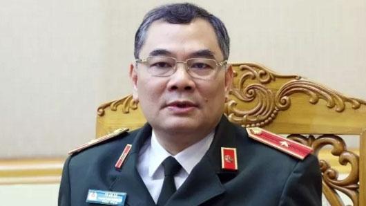 Thiếu tướng Tô Ân Xô, Chánh Văn phòng, Người phát ngôn Bộ Công an nói về vụ án Đường Nhuệ