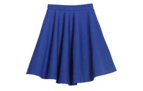 Truyện cười: Váy ngắn