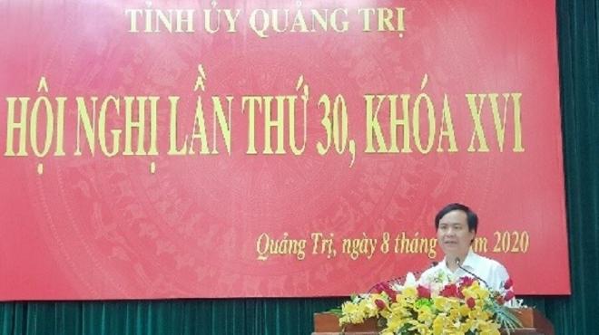 Quảng Trị có tân Chủ tịch và Phó Chủ tịch UBND tỉnh