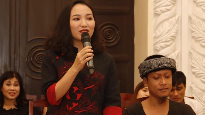 Nghệ sĩ múa Tuyết Minh: Lý giải 'Truyện Kiều' bằng ngôn ngữ ballet