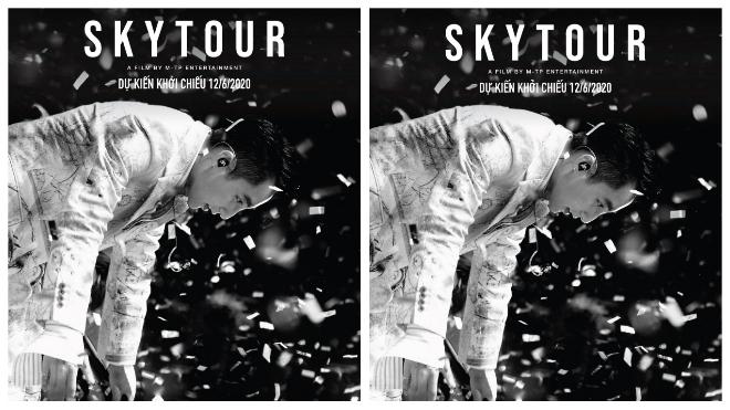 'Sky Tour': Phim tài liệu hứa hẹn cháy vé của Sơn Tùng M-TP