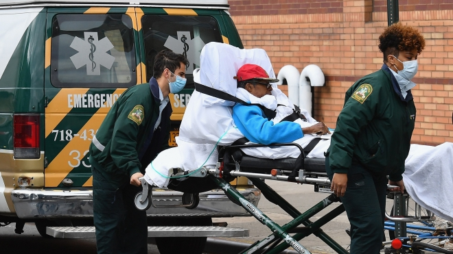 Dịch COVID-19: Mỹ ghi nhận số ca tử vong trong một ngày thấp nhất từ tháng 4