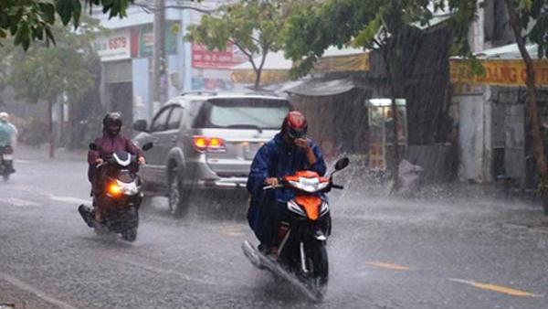 Dự báo thời tiết: Vùng núi phía Bắc có nơi mưa rất to, đề phòng lũ quét, sạt lở đất