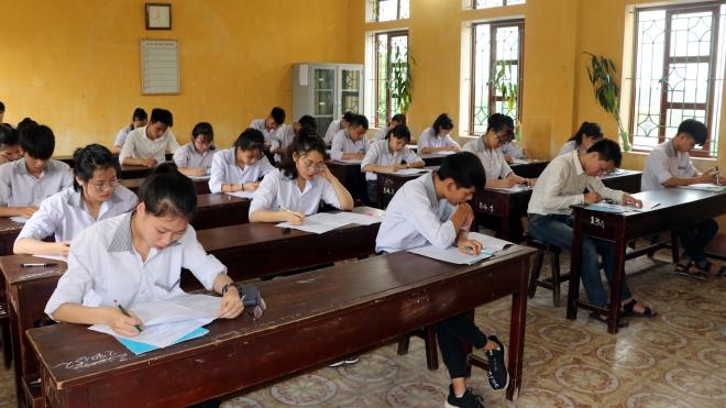 Bộ GD-ĐT hướng dẫn tổ chức kỳ thi tốt nghiệp Trung học phổ thông 2020