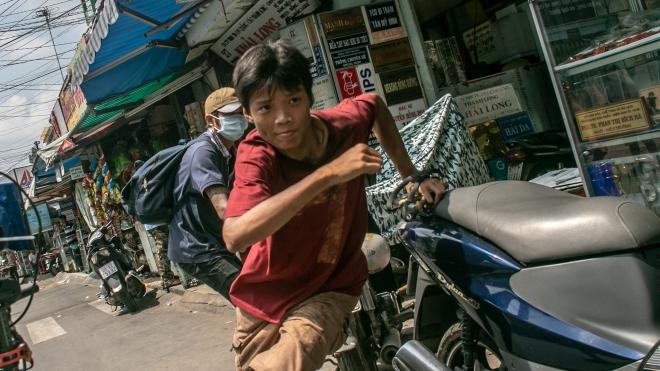 Trần Dũng Thanh Huy: Dành tuổi thanh xuân để thực hiện 'Ròm'