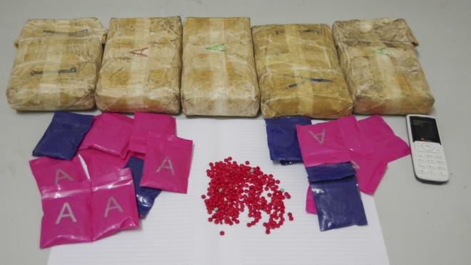 Hà Nội: Triệt phá đường dây ma túy liên tỉnh