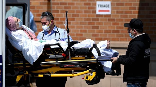 Dịch COVID-19: Số ca tử vong tại Mỹ ở mức trên 130.000, bệnh viện quá tải