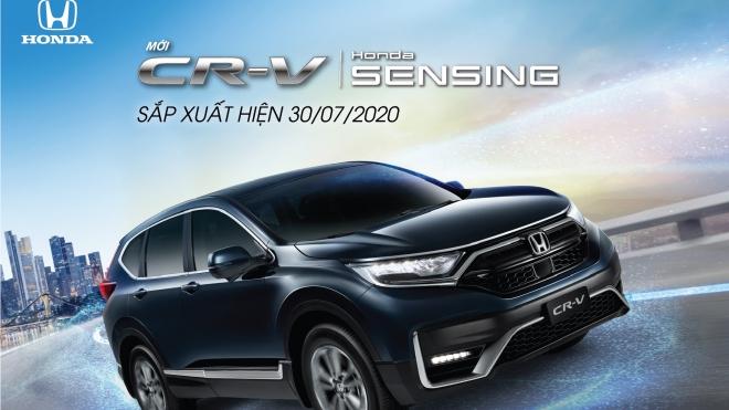 Lại đổi 'chiến thuật', Honda CR-V lật lại 'thế cờ'?