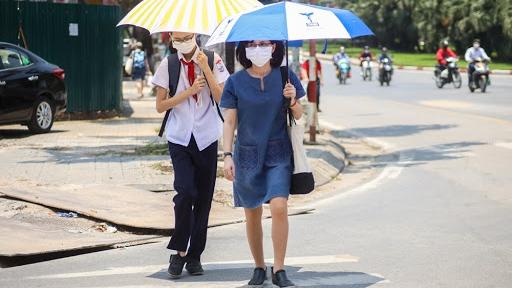 Dự báo thời tiết: Miền Trung nắng nóng đặc biệt gay gắt trên 40 độ C