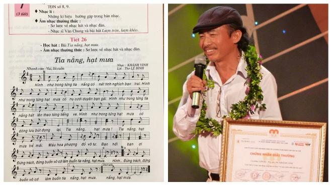 Gặp lại các tác giả được đưa vào SGK (kỳ 16): Nhạc sĩ Khánh Vinh - từ 'Tia nắng hạt mưa'...