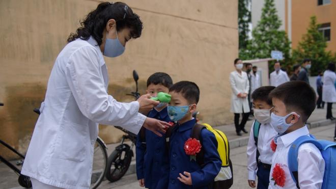 Triều Tiên tuyên bố đang thử nghiệm vaccine phòng COVID-19