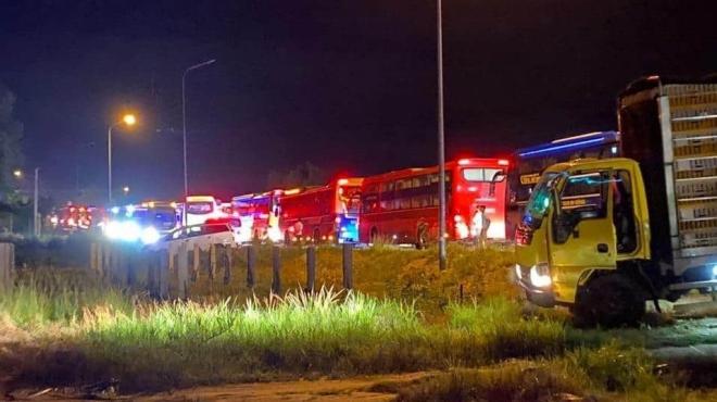 Bộ Công an: Khẩn trương điều tra nguyên nhân vụ tai nạn giao thông làm 8 người tử vong tại Bình Thuận