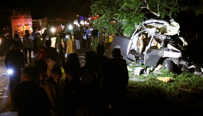 Vụ tai nạn giao thông đặc biệt nghiêm trọng tại Bình Thuận: Xác định danh tính các nạn nhân