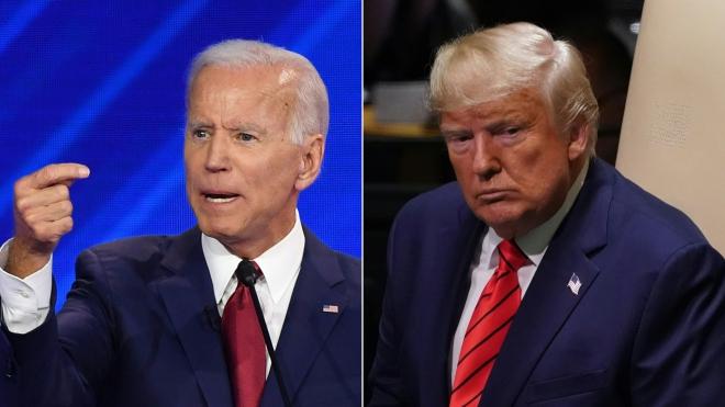 Bầu cử Mỹ 2020: Ứng cử viên Joe Biden vượt qua Tổng thống Trump về tỷ lệ ủng hộ của cử tri độc lập