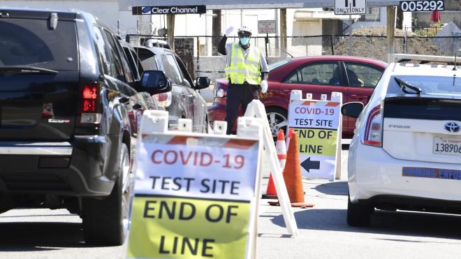 California vượt New York trở thành tâm dịch Covid-19 lớn nhất nước Mỹ