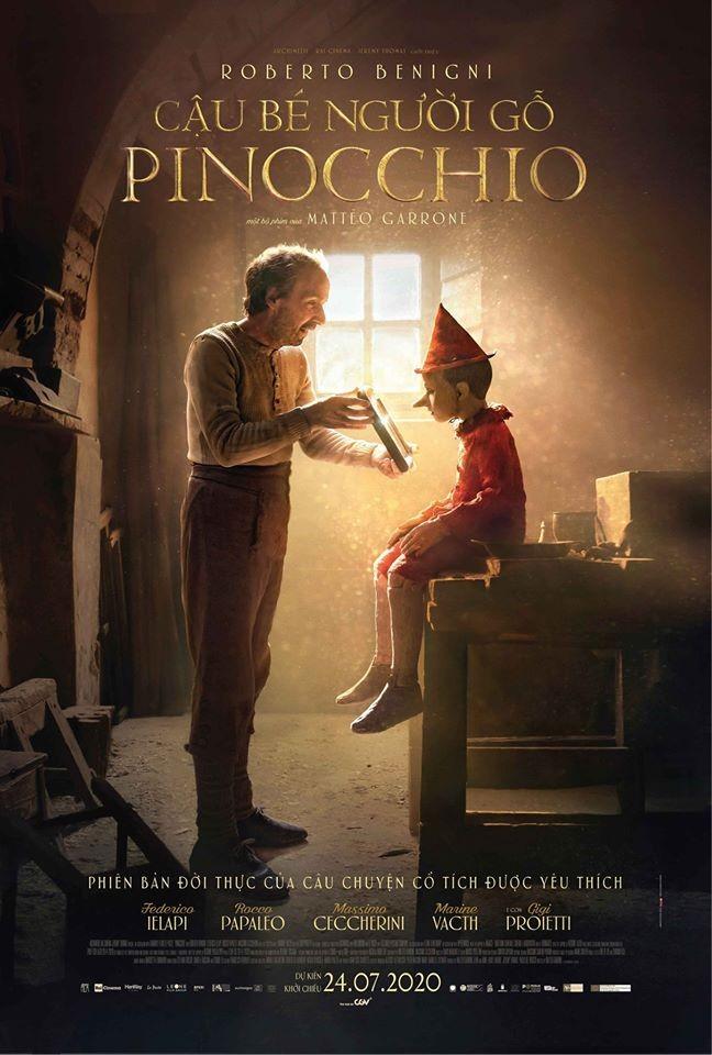 Cậu bé người gỗ Pinocchio. Phim Cậu bé người gỗ Pinocchio. Phim Pinocchio