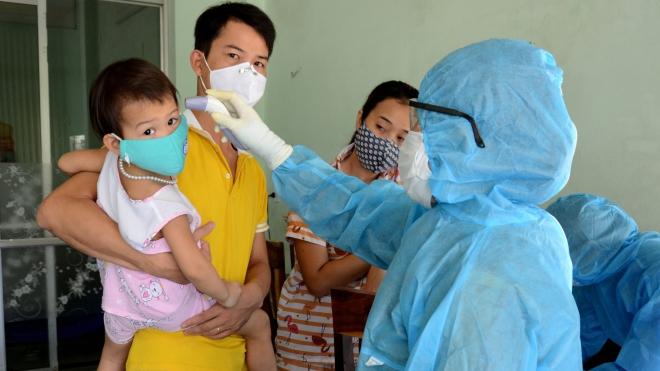 Tiếp tục điều tra, xử lý ổ dịch COVID-19 tại tỉnh Quảng Ngãi