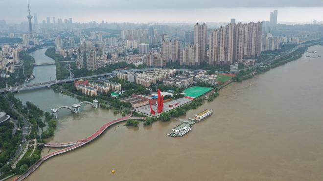 Trung Quốc: Trùng Khánh mưa lớn, phải khởi động hệ thống ứng phó khẩn cấp