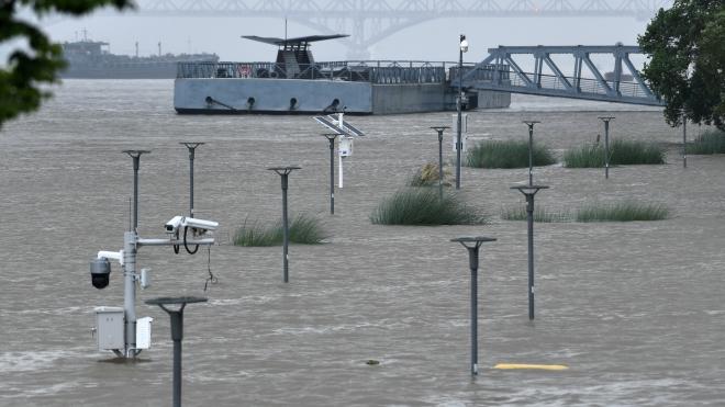 Trung Quốc: Mưa lớn làm 6 người chết và mất tích ở tỉnh Hồ Bắc