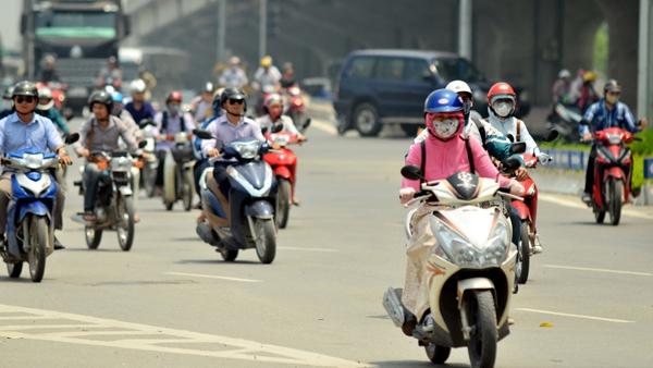 Dự báo thời tiết: Thanh Hoá đến Quảng Trị nắng nóng gay gắt trên 39 độ C