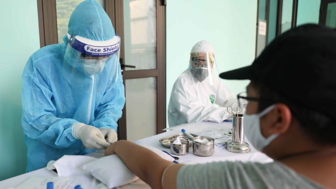 Đà Nẵng triển khai xét nghiệm SARS-CoV-2 trên diện rộng