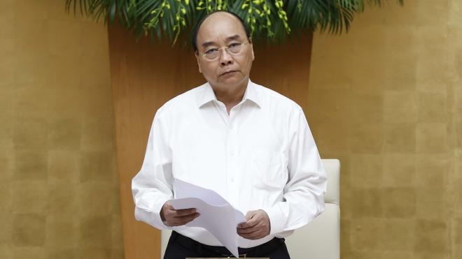 Thủ tướng Nguyễn Xuân Phúc: Đảm bảo một Kỳ thi tốt nghiệp THPT an toàn, yên lòng người dân