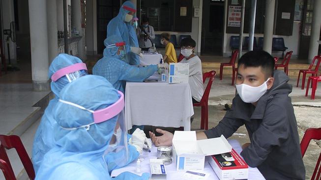 Đường đi của 2 bệnh nhân COVID-19 ở Quảng Trị vừa công bố