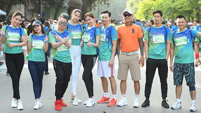 Tổ chức 'Giải chạy VPBank Hanoi Marathon ASEAN 2020'