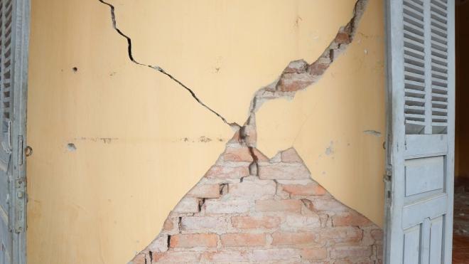 Sơn La: Động đất 4.3 độ tại Mộc Châu