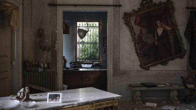 Thành phố Beirut sau vụ nổ kinh hoàng: Còn gì ở một nền văn hóa?