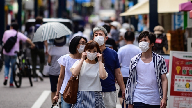 Diễn biến dịch COVID-19 tại các điểm nóng ở châu Á