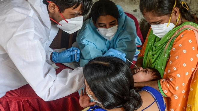 Dịch COVID-19 đến sáng ngày 21/8: Thế giới có 22.848.021 ca bệnh, 796.330 ca tử vong