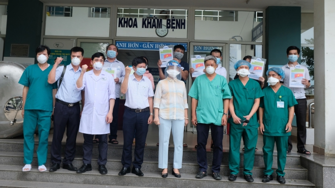Đà Nẵng bước đầu kiểm soát dịch COVID-19
