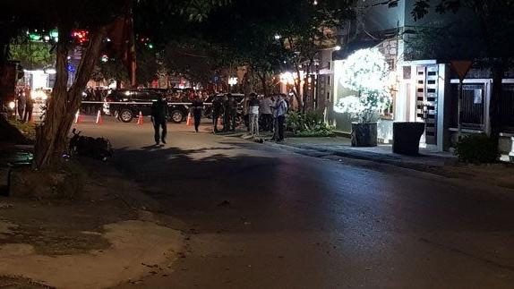 Truy bắt kẻ nổ súng giữa trung tâm thành phố Thái Nguyên làm 2 người thương vong
