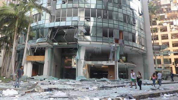 UNESCO gây quỹ phục hồi Beirut về văn hóa, di sản và giáo dục
